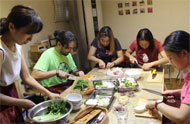 Seoul Cookery Classes