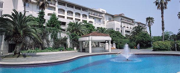 Hotel Shilla Jeju Island South Korea