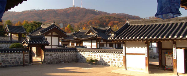 Namsan Folk Village, South Korea